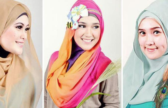 Aksesoris Hijab Untuk MempercantikPenampilanmu