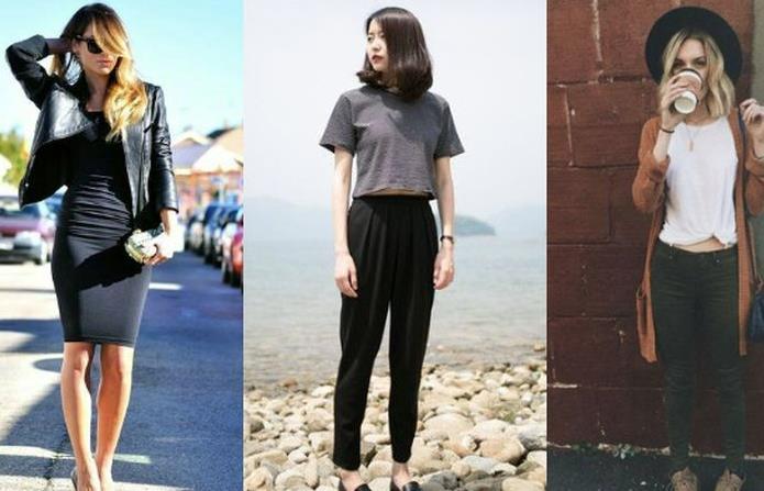i Fashion untuk Kamu yang Bertubuh Pendek